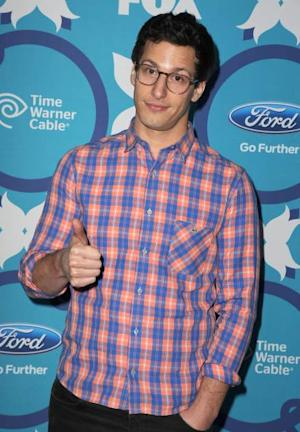 Andy Samberg -- Getty Images