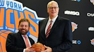 Phil Jackson, new president of the New York Knicks (AFP)