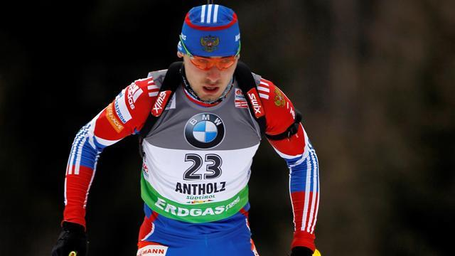 Biathlon - Shipulin cruises to win in Nove Mesto