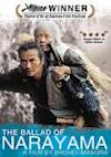Poster of The Ballad of Narayama