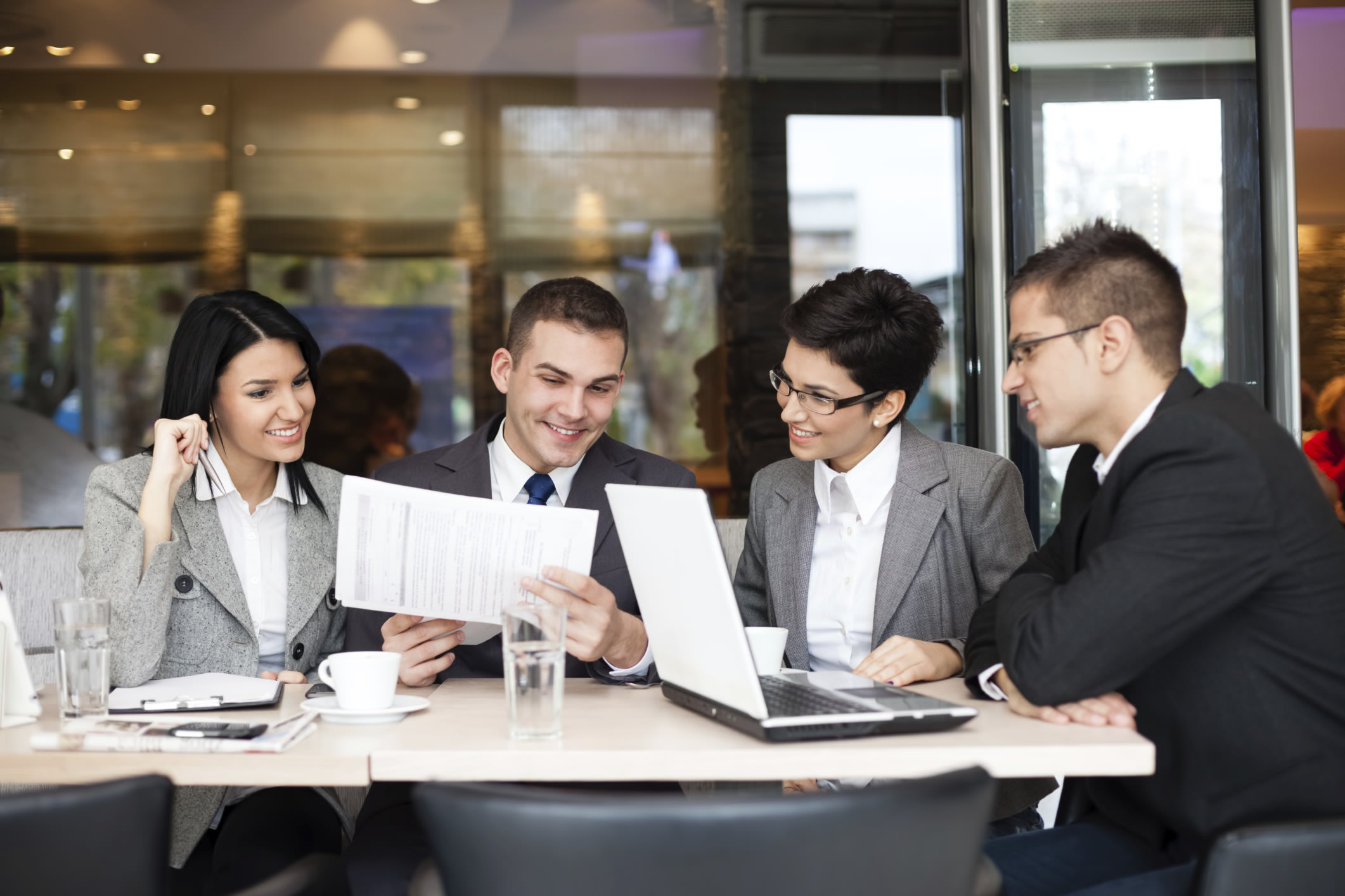 Creating An Office Culture When There Is No Office Business Resource Center