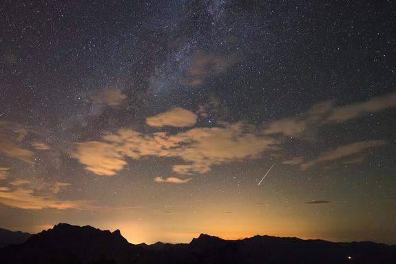 Perseid Meteor Shower Is Peaking Now: How to Watch
