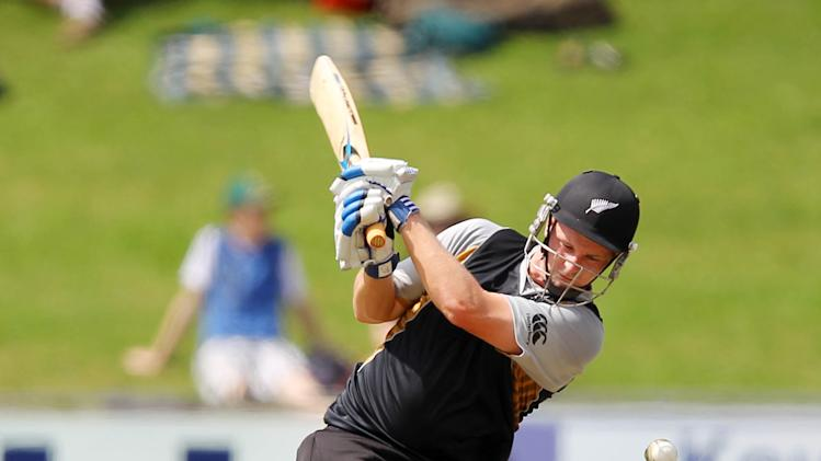 T20 Tour match: South Africa A v New Zealand