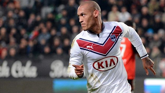 Ligue 1 2012/2013 Bordeaux Gouffran