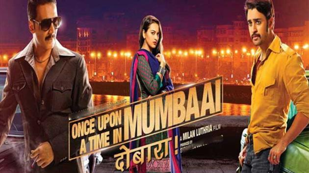 Box Office Collection of Once Upon A Time In Mumbaai Dobaara
