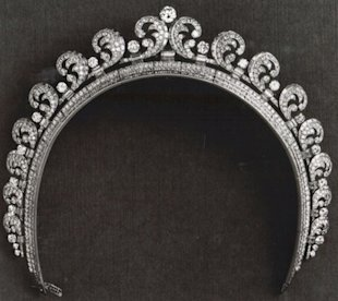 cartier halo tiara
