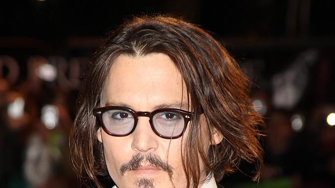 Alice in Wonderland UK Premiere 2010 Johnny Depp