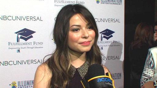 Miranda Cosgrove Talks Despicable Me Success