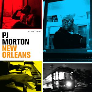 "This CD cover image released by Republic shows ""New Orleans,"" by PJ Morton. (AP Photo/Republic)"