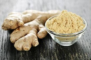 Cellulite-busting food: Ginger