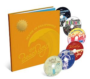 Beach Boys to Cap 50th Anniversary With Career-Spanning Box Set