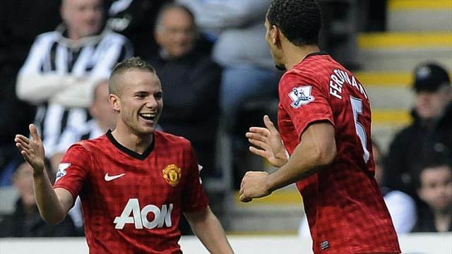 Cleverley strike wins Goal of the Week