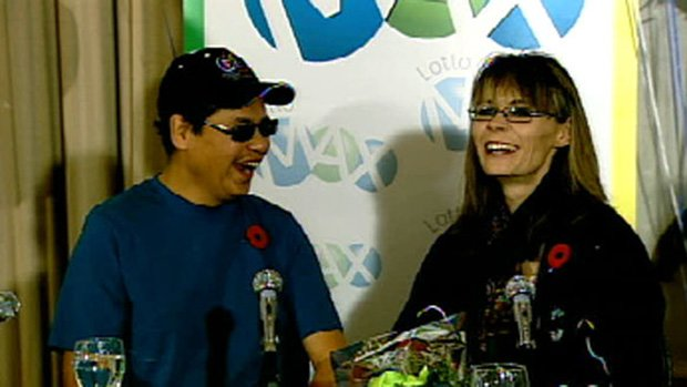 Kirby and Marie Fontaine have been generous with their winnings after collecting a $50 million lottery prize in 2009.