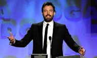 Affleck Gets Directors Guild Gong For Argo