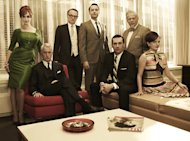 Mad Men Season 5 Portrait
