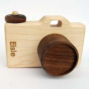 Personalized Toy Camera