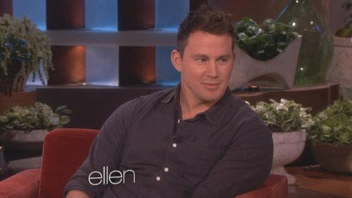 Channing Tatum: Right Now I'm 'Fat and Happy'