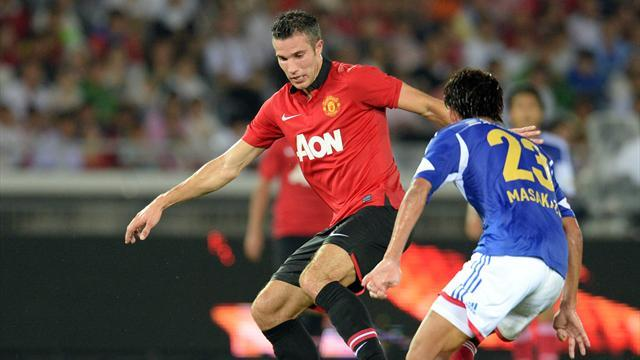 Premier League - Sloppy Manchester United beaten in Yokohama