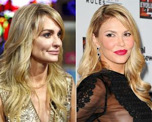 "Taylor Armstrong Slams Brandi Glanville for Joanna Krupa Diss: She ""Can't Keep Her Trashy Mouth Shut"""
