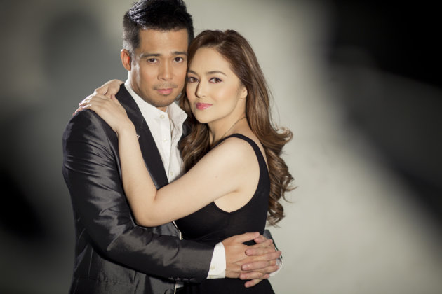 Dingdong Avanzado and Jessa Zaragoza