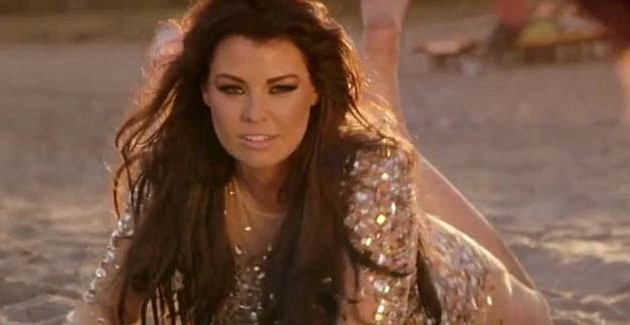 TOWIE, Jessica Wright, Dance All Night music video