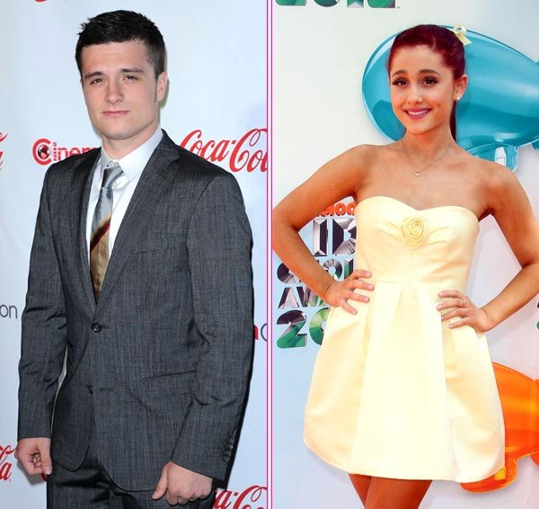 Josh Hutcherson's Hot New Romance With 'Victorious' Star Ariana Grande