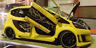 Exotic Car di Accelera Auto Contest 2013