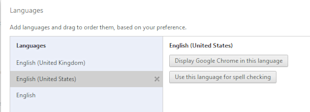 Set or Change Google Chrome's Spell Checker Dictionary Language image Chrome change language 3