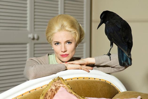 Sienna Miller als Tippi Hedren (Bild: Kelly Walsh/HBO)