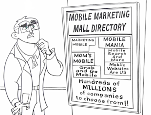 The Skinny on Making a Big, Fat Profit: Mobile Advertising image mobilemarketing