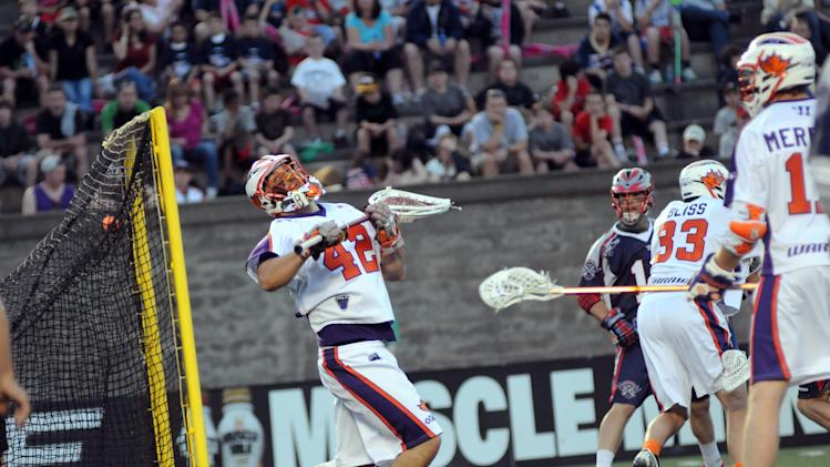 Hamilton Nationals v Boston Cannons