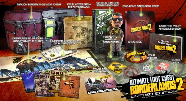 Borderlands 2 - Ultimate Loot Chest