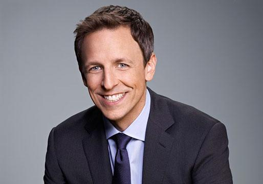Seth Meyers Hosting 2014 Emmy Awards