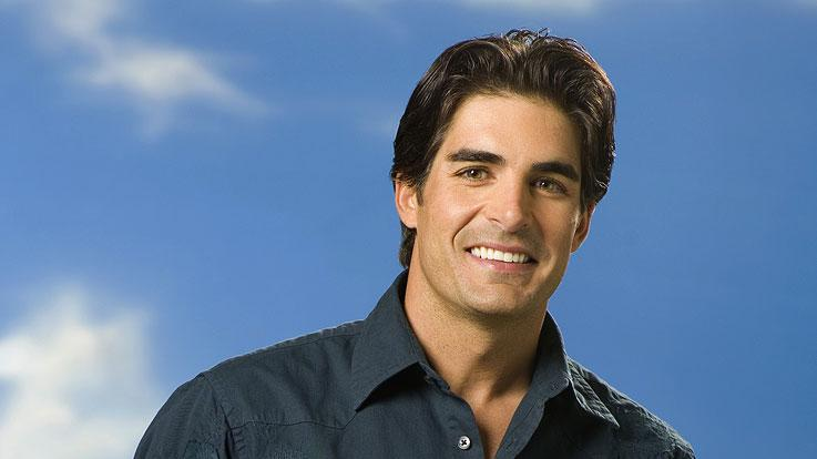 Galen Gering stars as Luis in Passions on NBC.