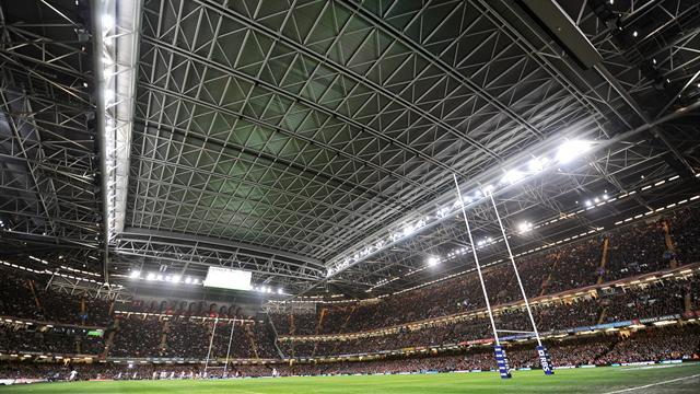Six Nations - Closed roof for Wales v England decider