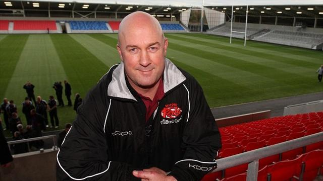 Rugby League - Veivers links up with Exiles