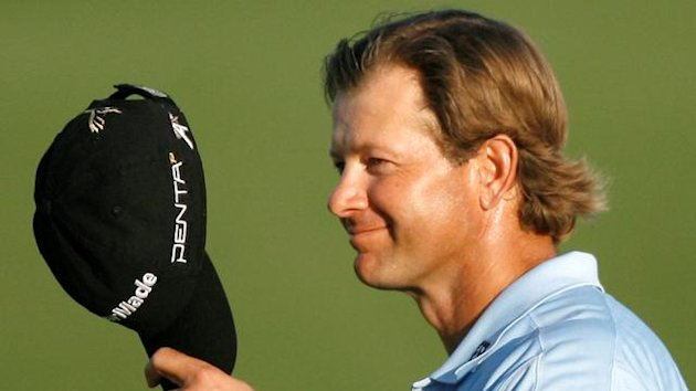 Retief Goosen of South Africa