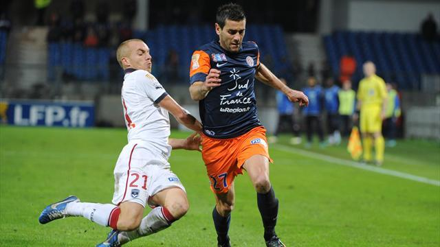 Ligue 1 - Montpellier's Jeunechamp has suspension reduced