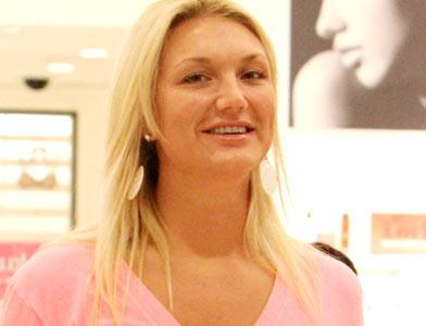 pst Brooke Hogan Victorias Secret