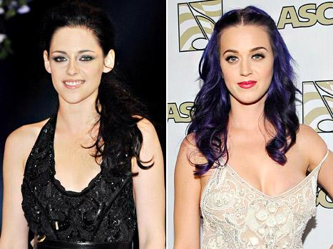 Kristen Stewart: I Saw Tupac Hologram With Katy Perry at Coachella!