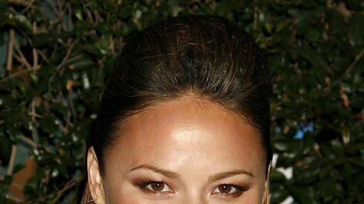 Moon Bloodgood at the Arby's Action Sports Awards.