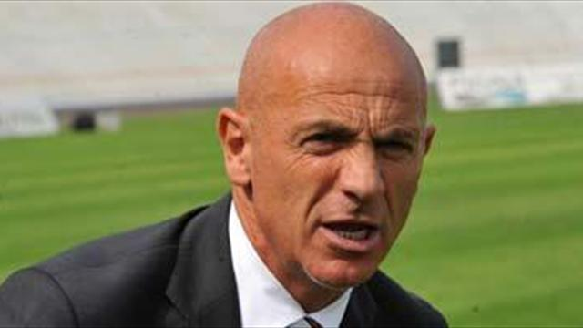 Serie A - Sannino in Palermo relegation fear