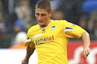 Paris Saint-Germain confirm Verratti capture