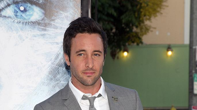Whiteout LA Premiere 2009 Alex O' Loughlin