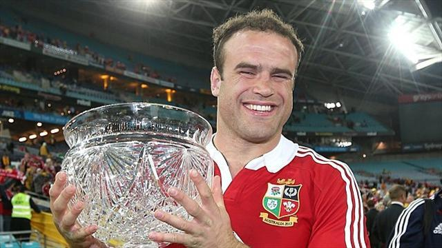 Rugby - Roberts will cherish Lions success