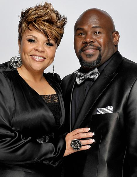 Tamela Mann Marries David Mann -- Again!