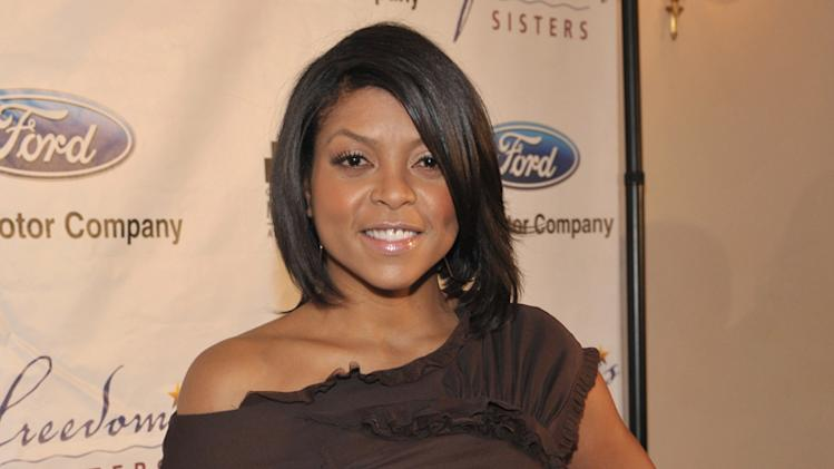 Taraji P Henson Freedoms Sisters Lunch