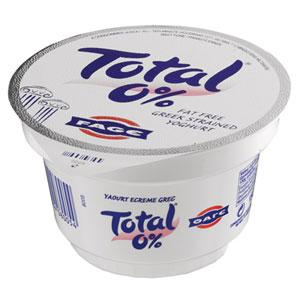 Fat-Free Yogurt