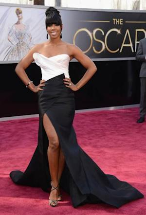 Kelly Rowland attends the Oscars at Hollywood & Highland Center on February 24, 2013 in Hollywood, Calif. -- Getty Images