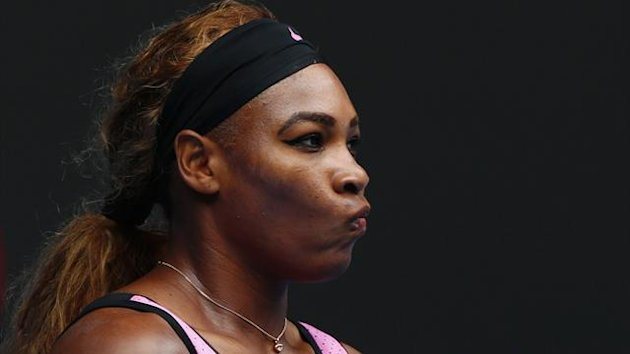 Serena Williams (Reuters)